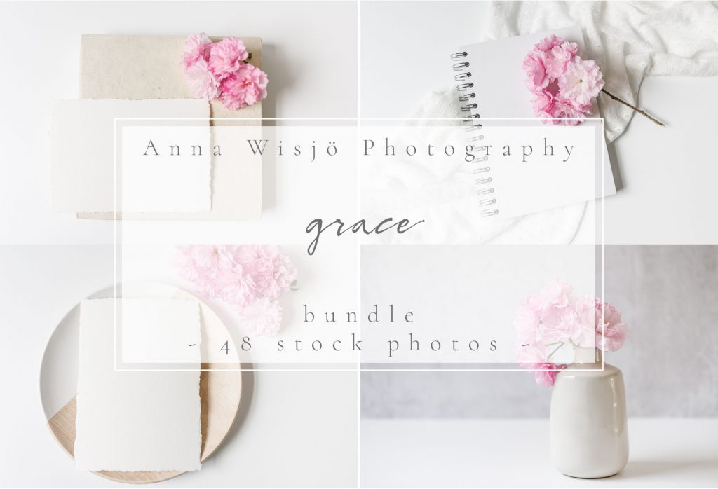 Grace Stock Bundle | Anna Wisjo Stock
